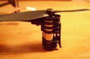Quadrocopter - U816